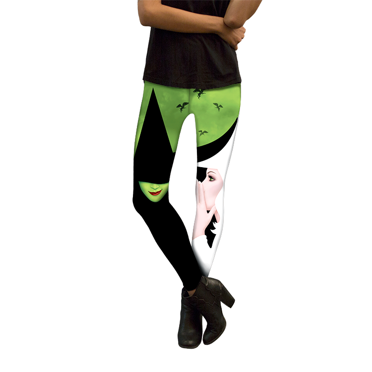 4b5bbe5872387 Two Witch Leggings
